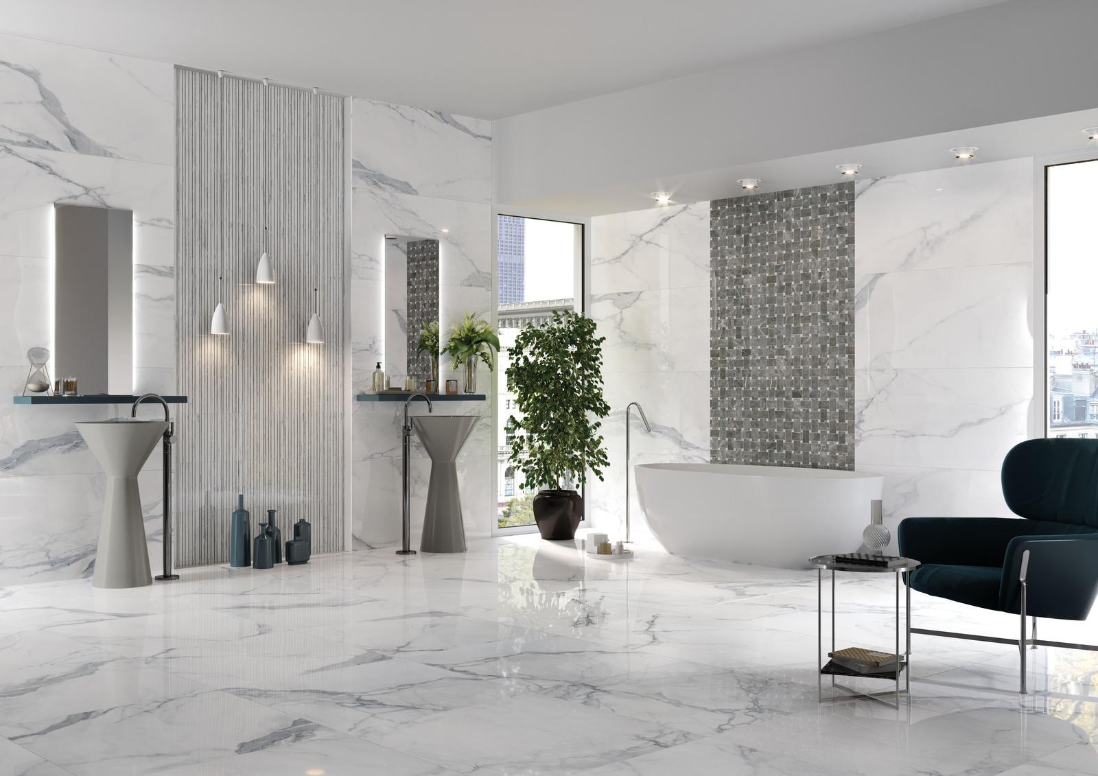 Kúpeľne 2020 / Nové trendy - Obrázok č. 18