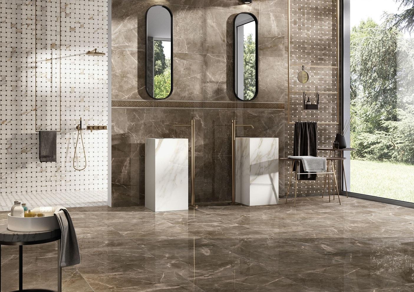 Kúpeľne 2020 / Nové trendy - Obrázok č. 19