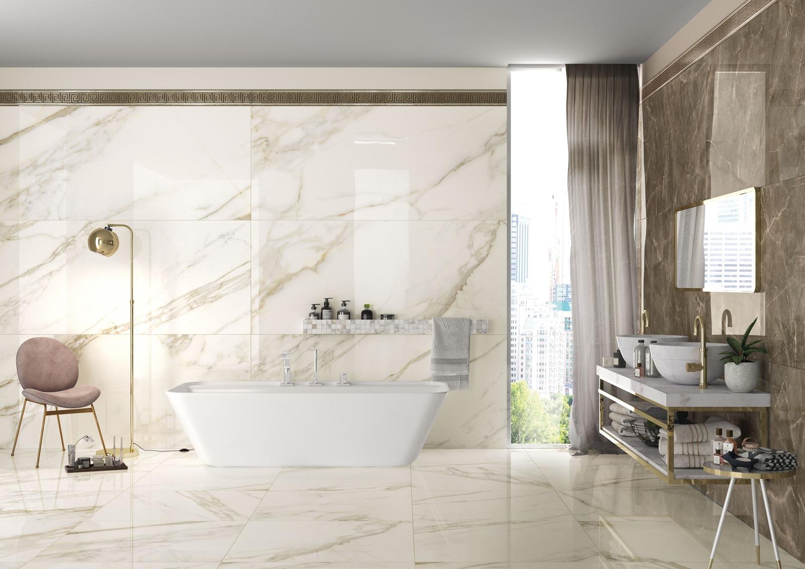 Kúpeľne 2020 / Nové trendy - Obrázok č. 20