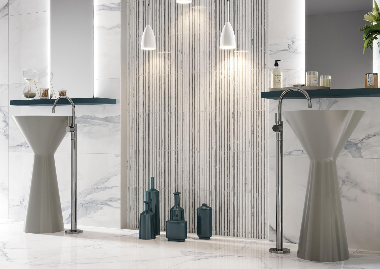 Kúpeľne 2020 / Nové trendy - Obrázok č. 21