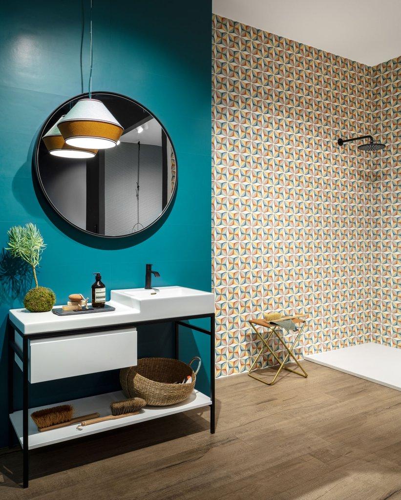 Kúpeľne 2020 / Nové trendy - Obrázok č. 25