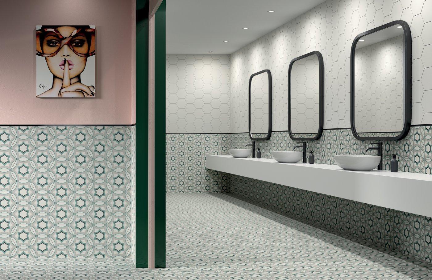 Kúpeľne 2020 / Nové trendy - Obrázok č. 31