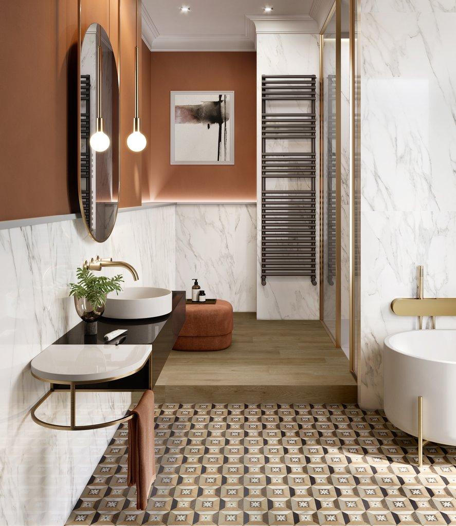 Kúpeľne 2020 / Nové trendy - Obrázok č. 37