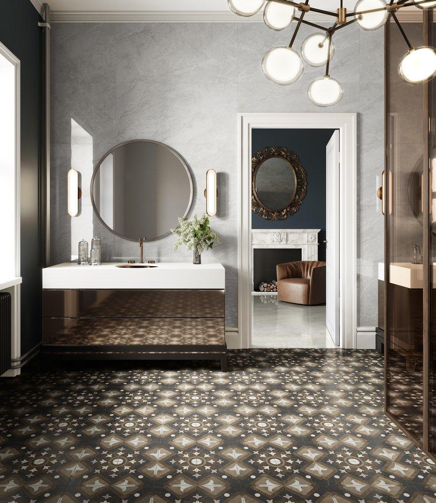Kúpeľne 2020 / Nové trendy - Obrázok č. 39