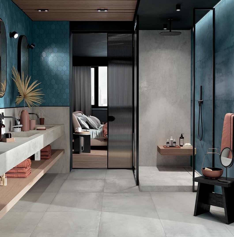 Kúpeľne 2020 / Nové trendy - Obrázok č. 40