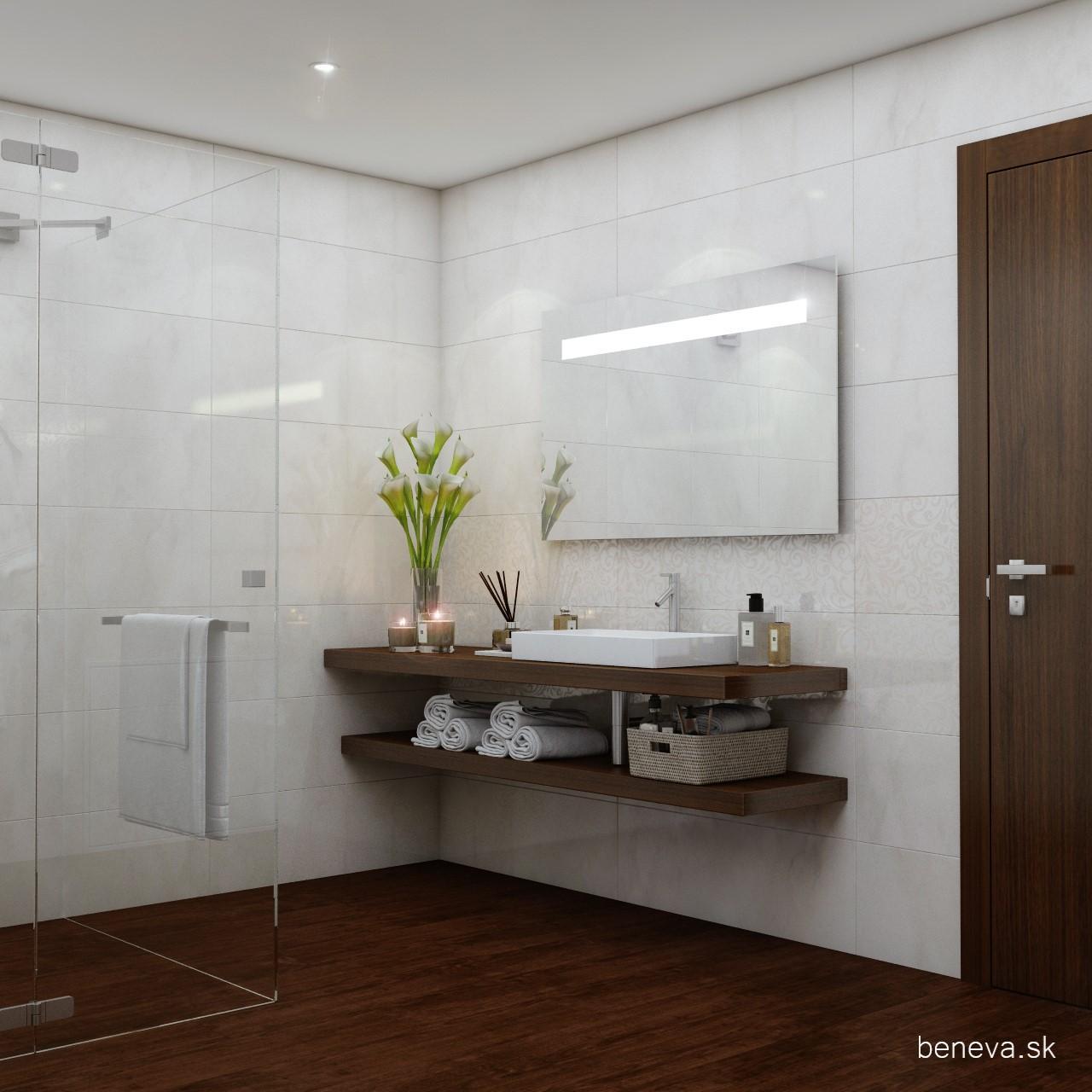 Mramorová kúpeľňa - Vizualizácie - Obrázok č. 15