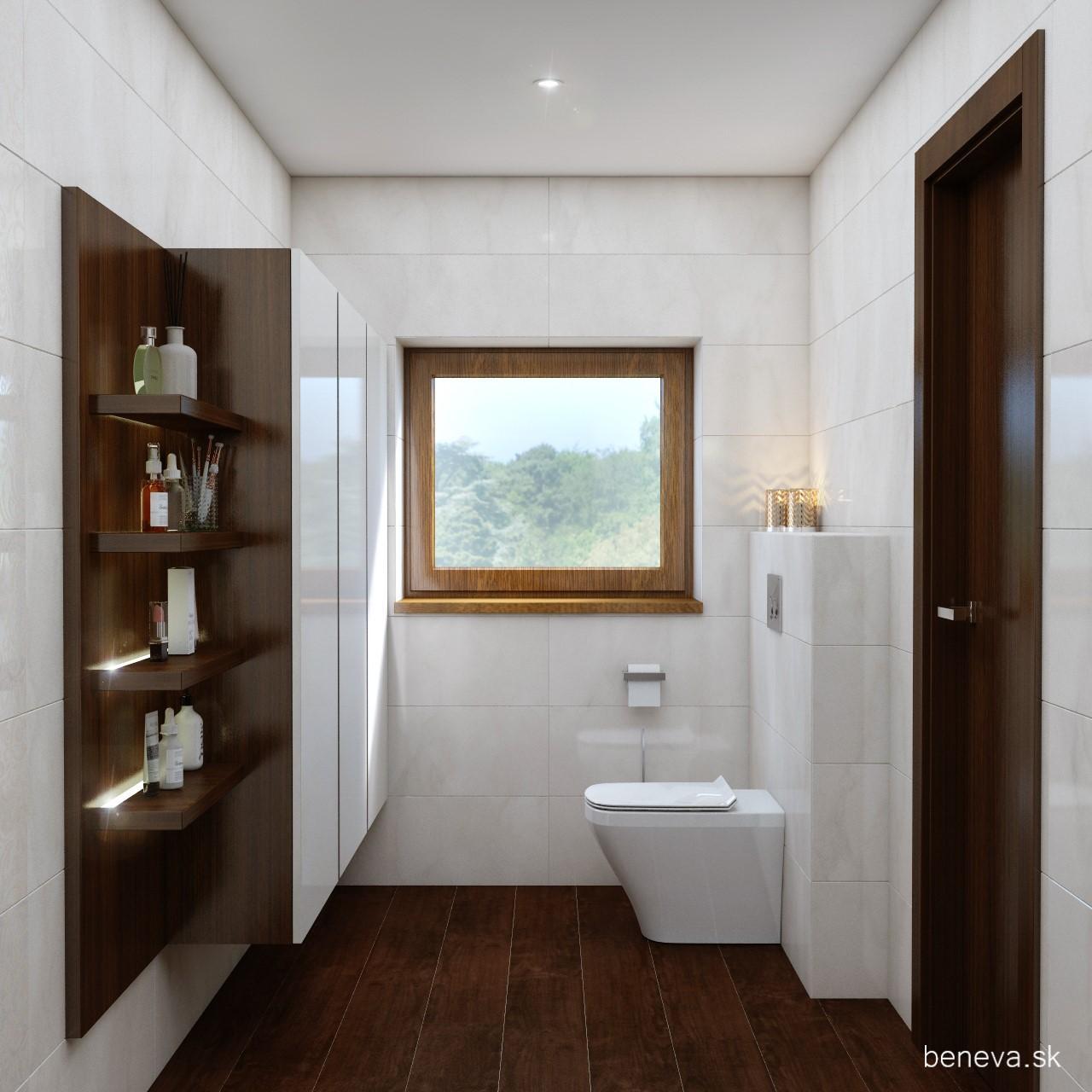 Mramorová kúpeľňa - Vizualizácie - Obrázok č. 16