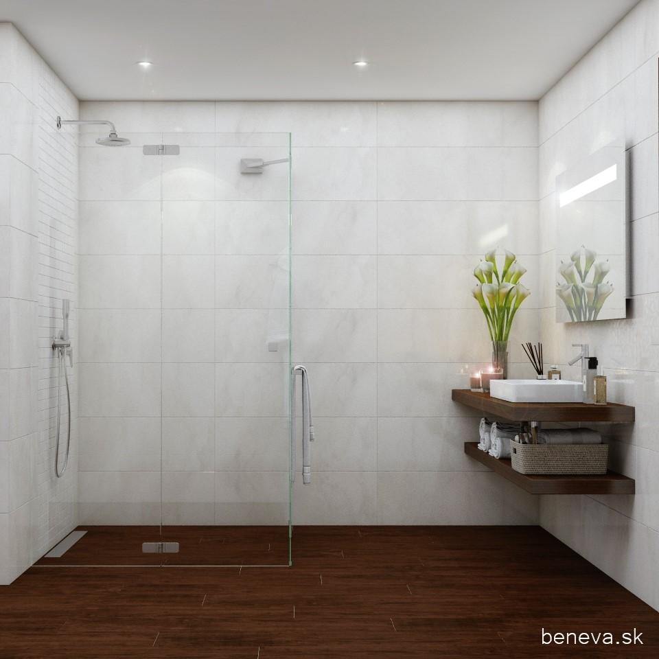 Mramorová kúpeľňa - Vizualizácie - Obrázok č. 17