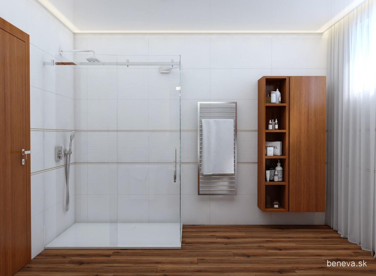Moderná kúpeľňa / Vizualizácia - Obrázok č. 16