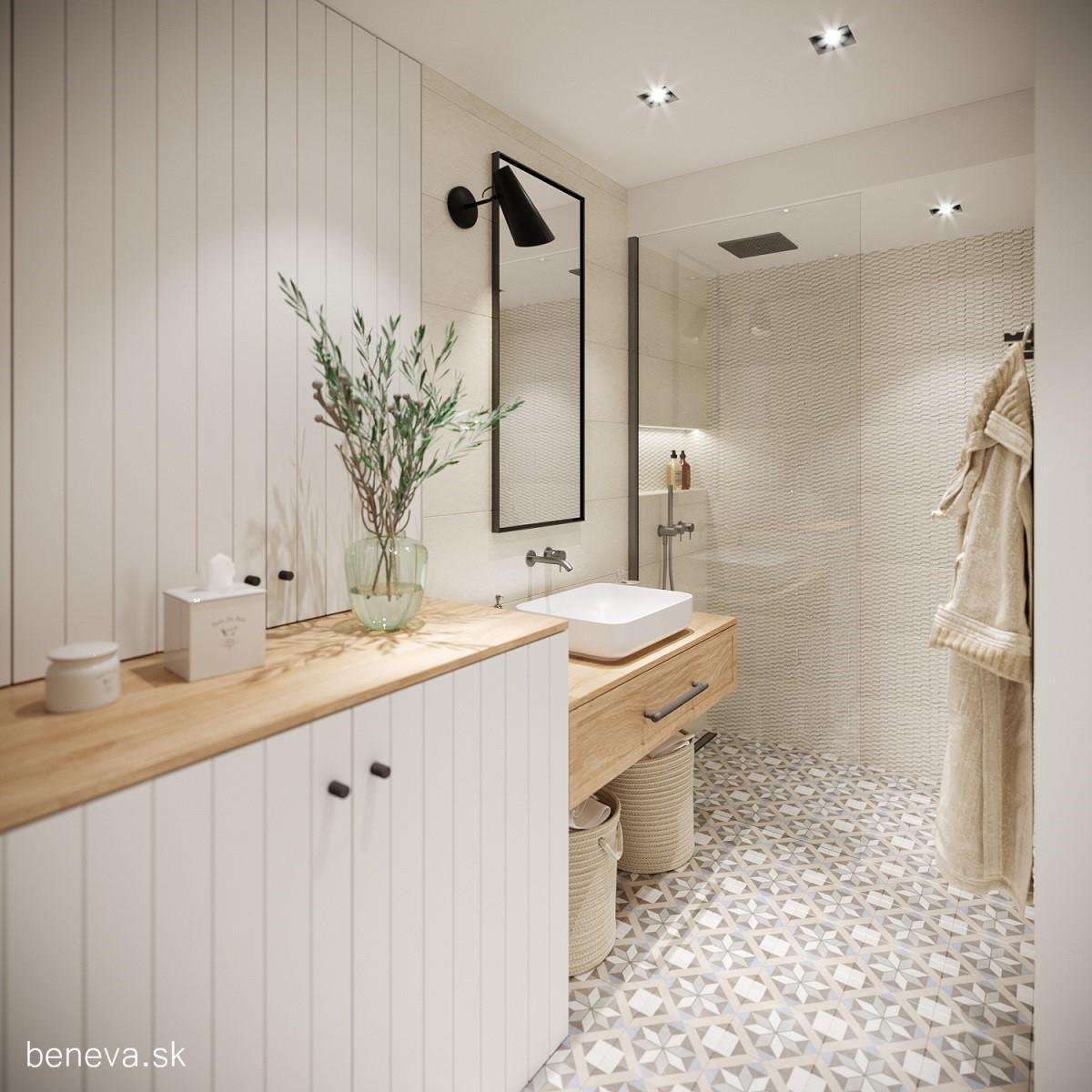 Vizualizácie / Malé kúpeľne a WC - Obrázok č. 1