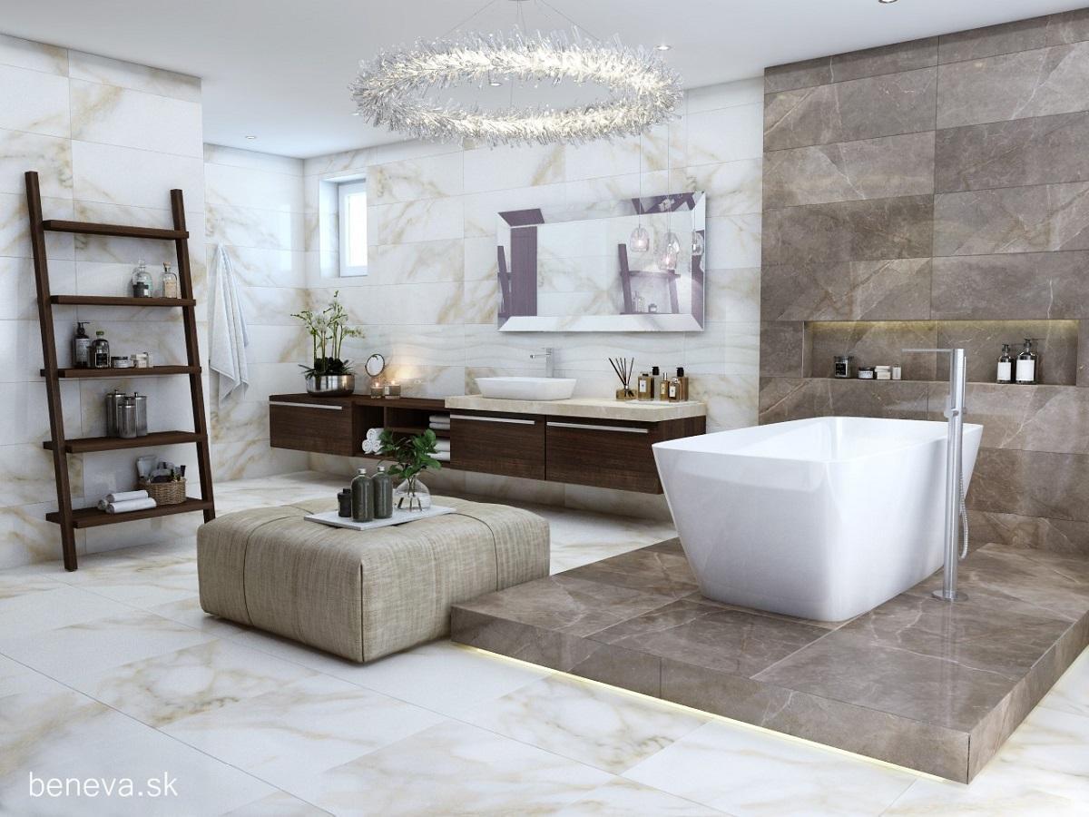 Mramorová kúpeľňa - Vizualizácie - Obrázok č. 35