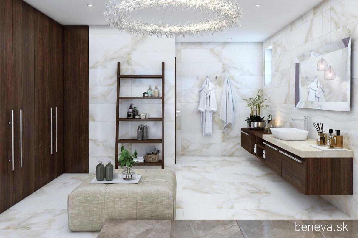 Mramorová kúpeľňa - Vizualizácie - Obrázok č. 37