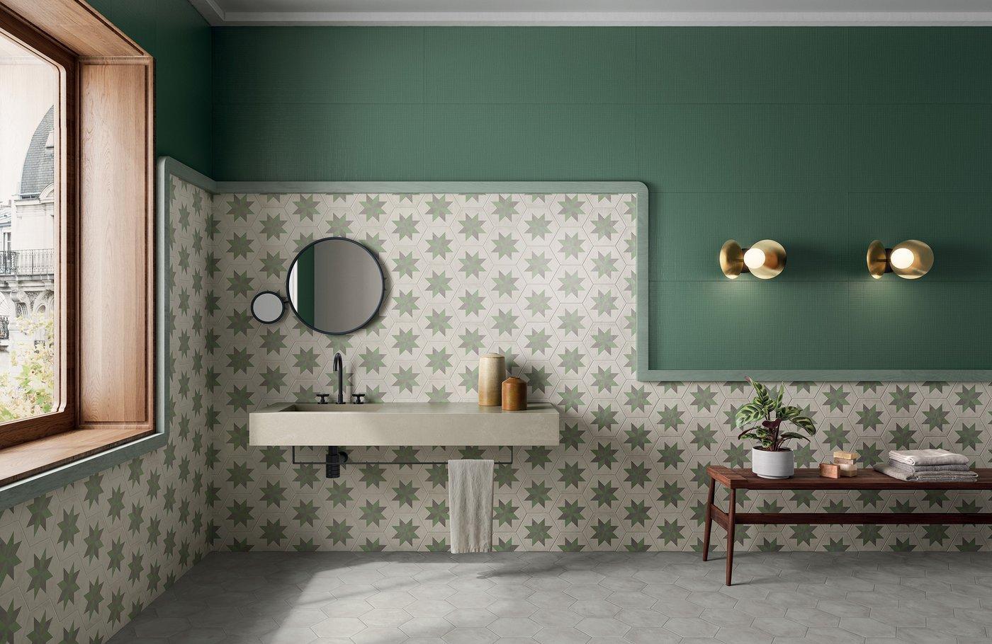 Zelená v kúpeľni - Obrázok č. 2