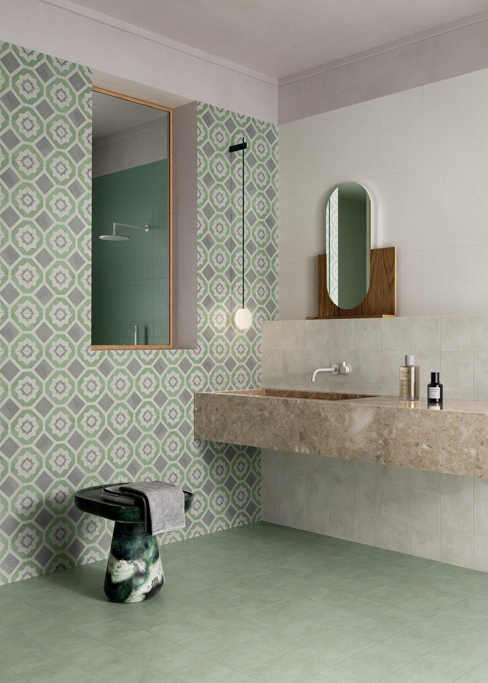 Zelená v kúpeľni - Obrázok č. 5