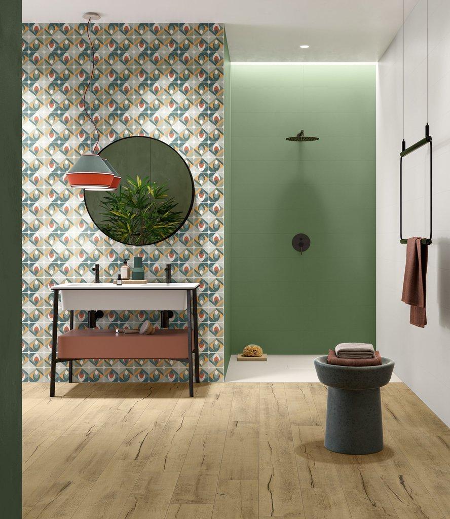 Zelená v kúpeľni - Obrázok č. 10