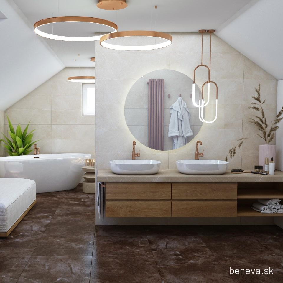 Mramorová kúpeľňa - Vizualizácie - Obrázok č. 40