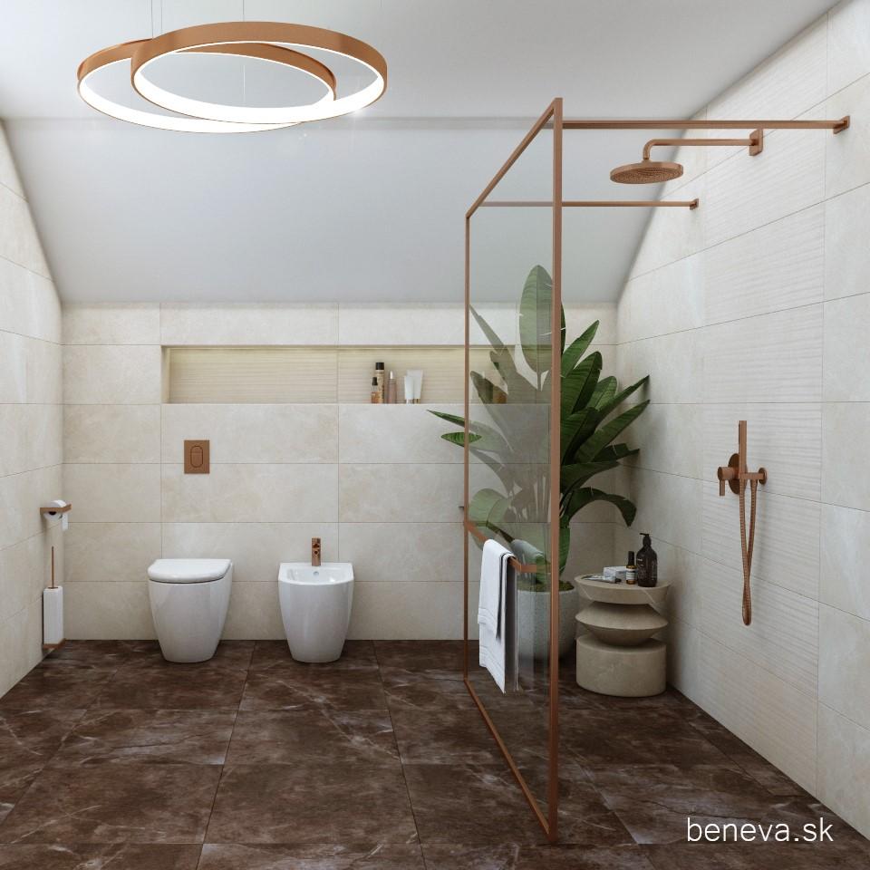 Mramorová kúpeľňa - Vizualizácie - Obrázok č. 41