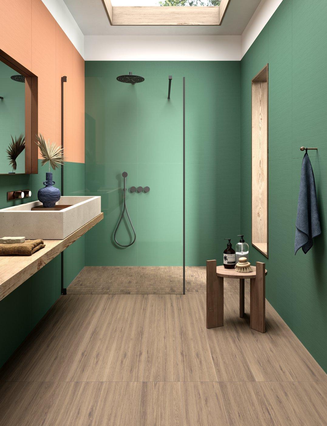 Zelená v kúpeľni - Obrázok č. 17