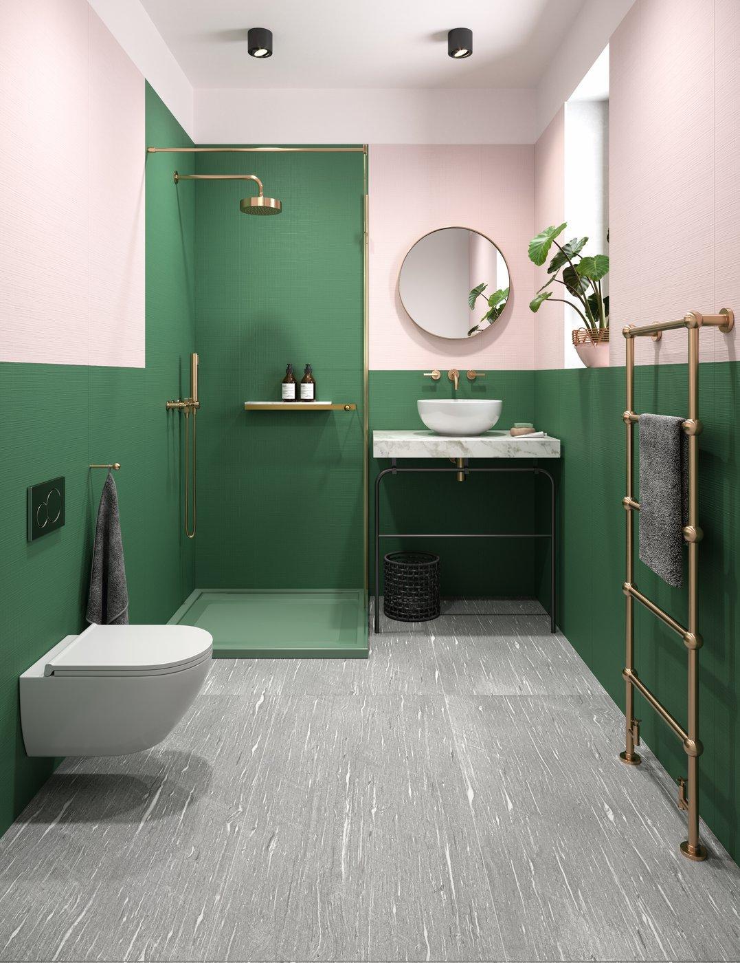 Zelená v kúpeľni - Obrázok č. 19