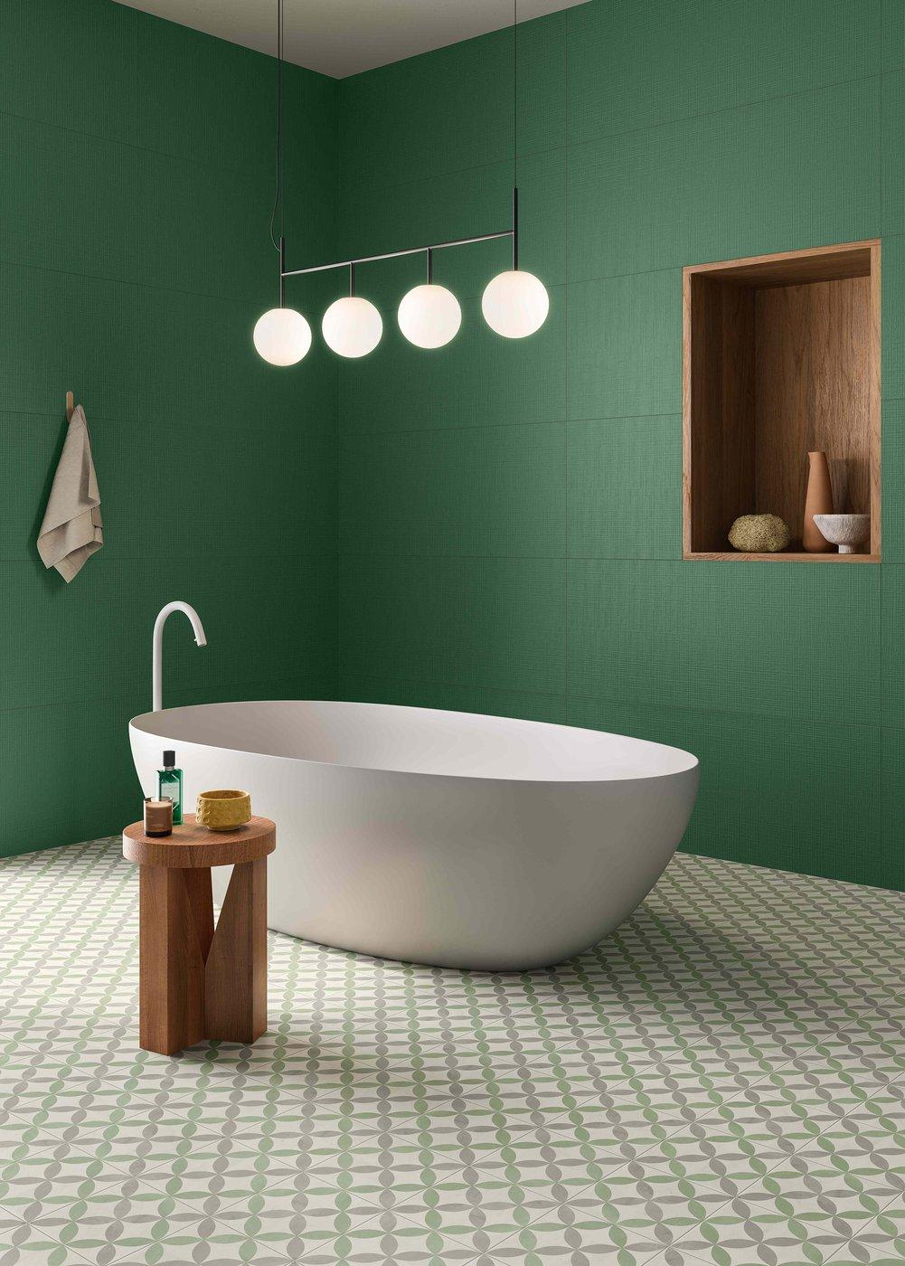 Zelená v kúpeľni - Obrázok č. 23