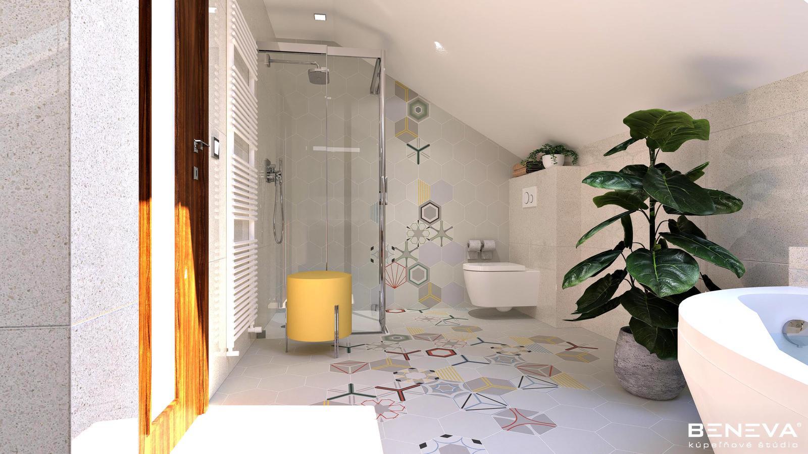 Návrhy kúpeľní 2021 - Obrázok č. 5