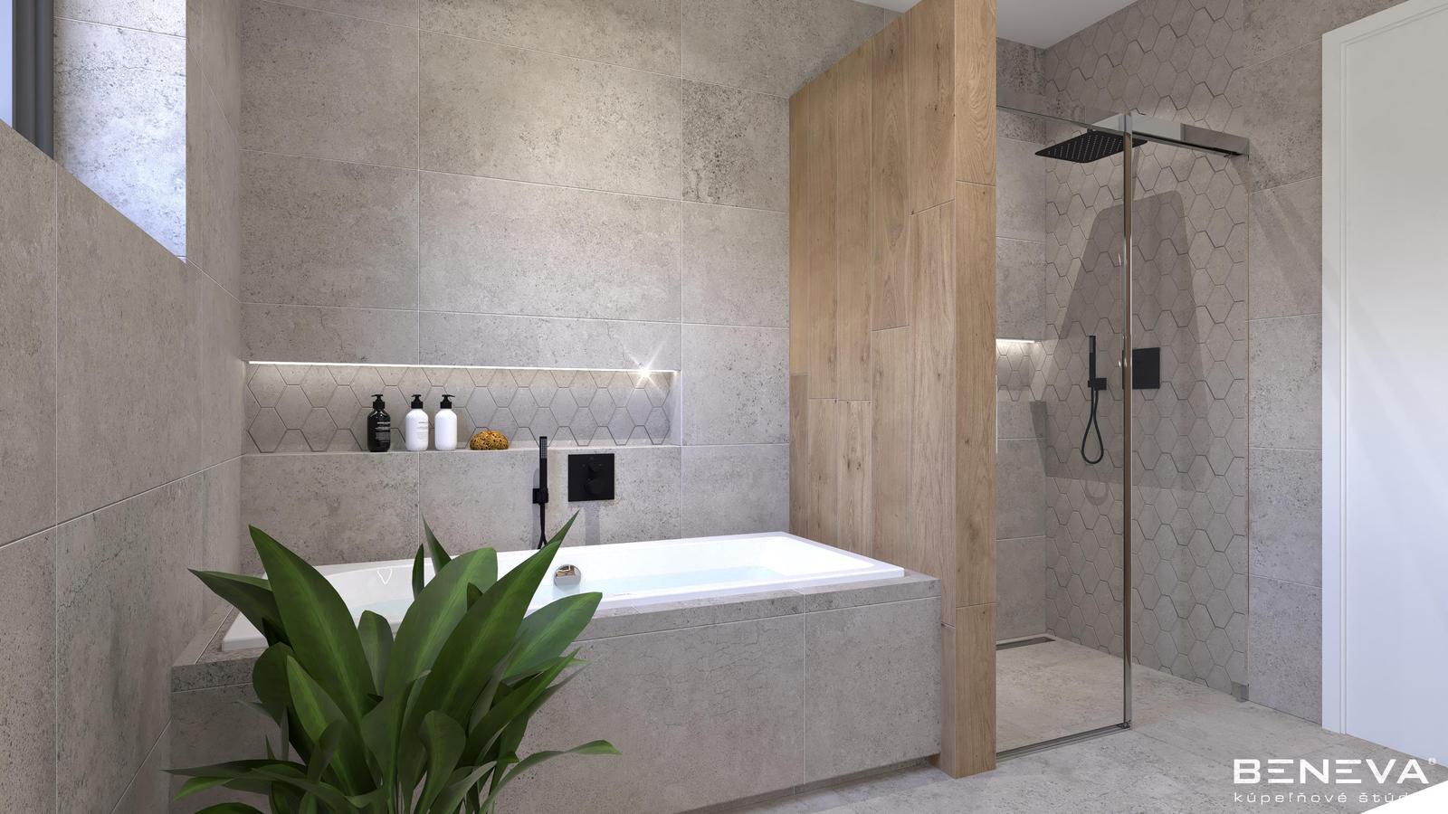 Návrhy kúpeľní 2021 - Obrázok č. 11