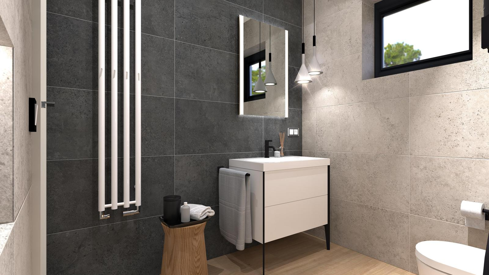 Návrhy kúpeľní 2021 - Obrázok č. 14