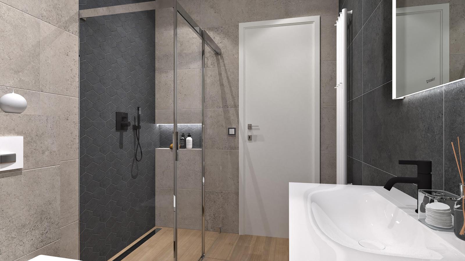 Návrhy kúpeľní 2021 - Obrázok č. 15