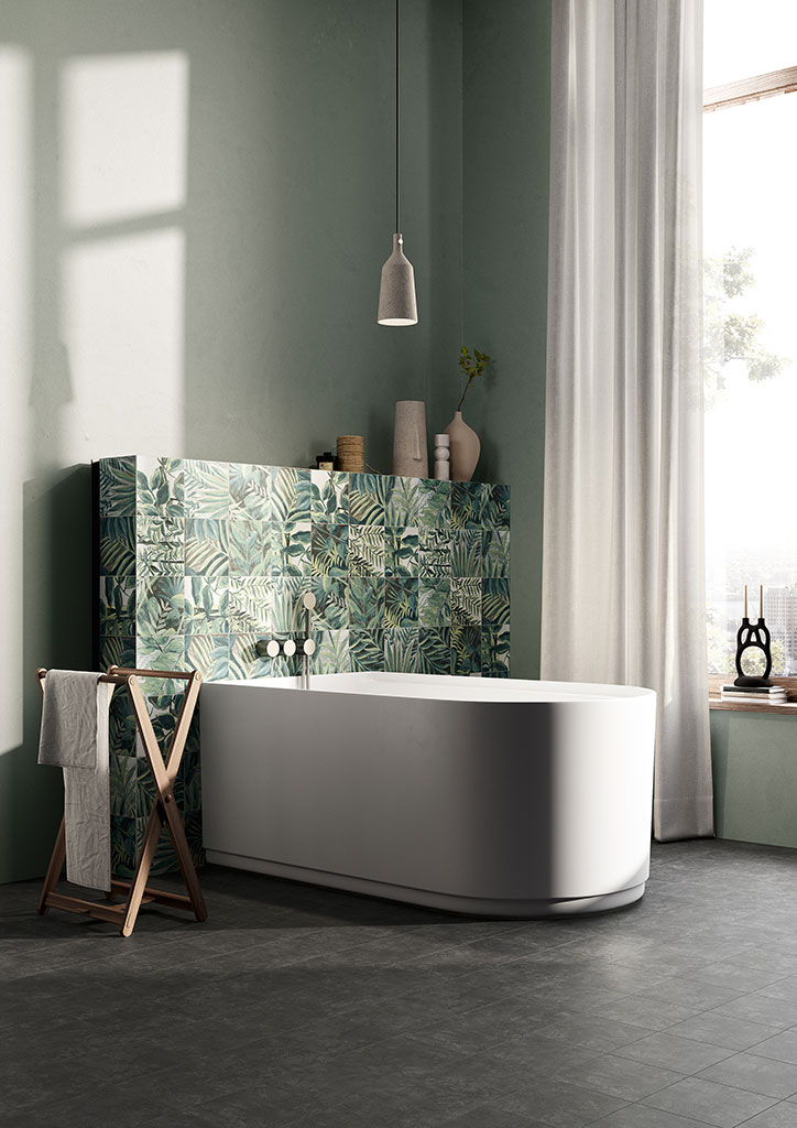 Zelená v kúpeľni - Obrázok č. 26