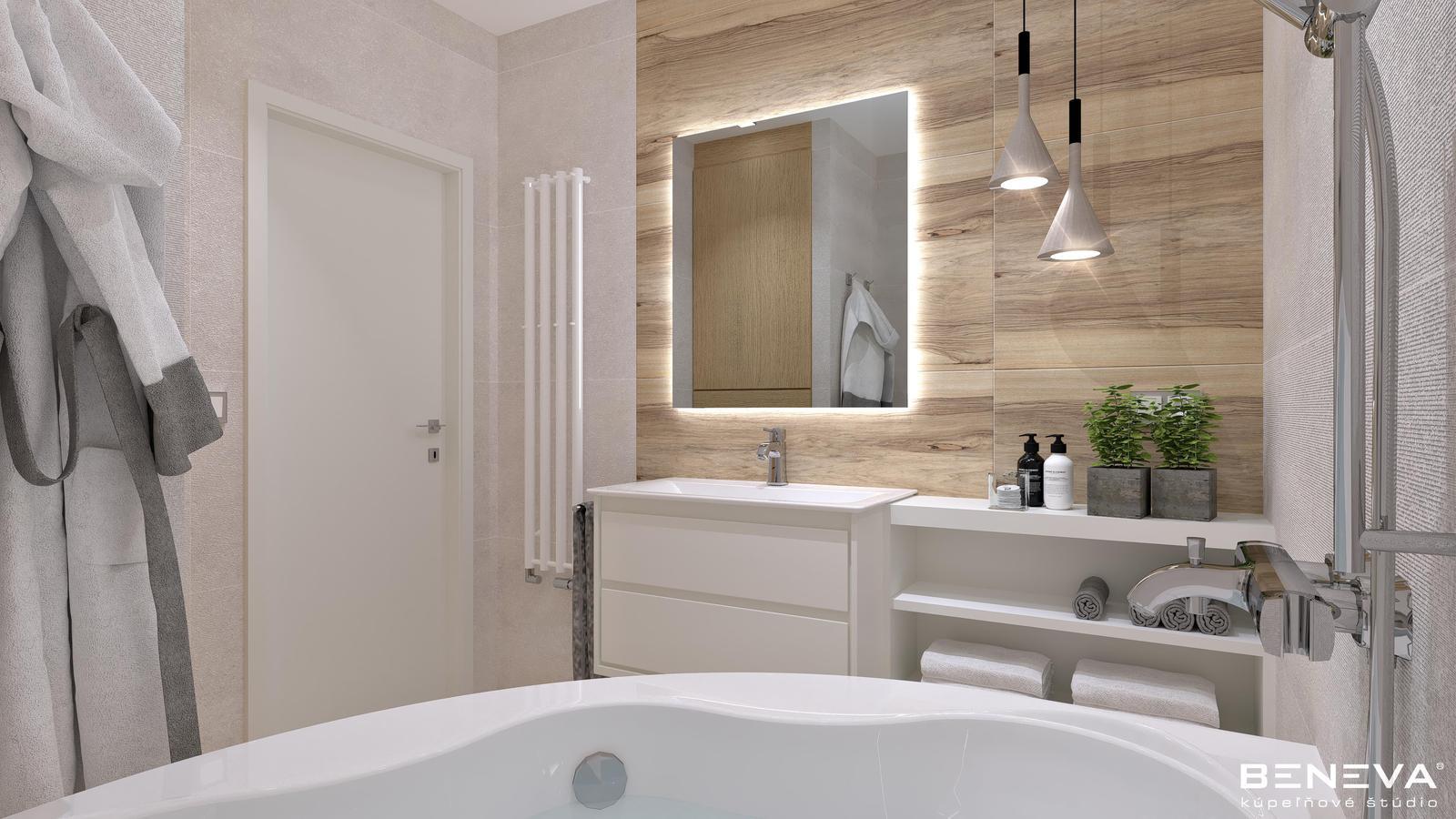 Návrhy kúpeľní 2021 - Obrázok č. 16