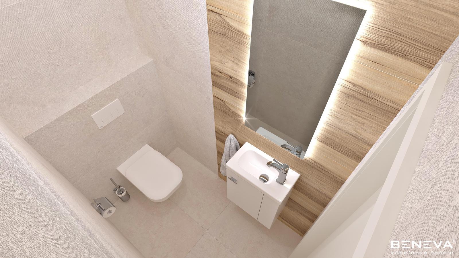 Návrhy kúpeľní 2021 - Obrázok č. 18