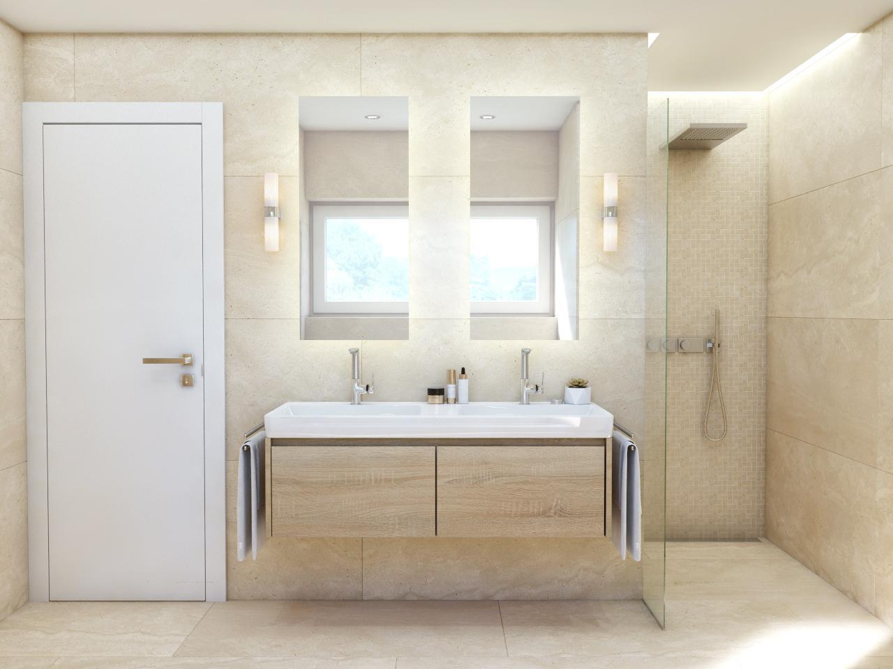 Návrhy kúpeľní 2021 - Obrázok č. 20