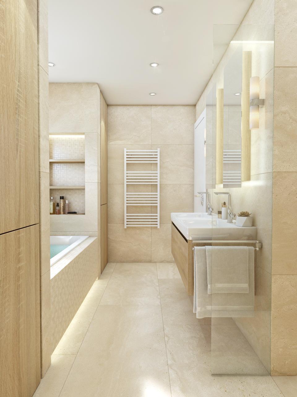 Návrhy kúpeľní 2021 - Obrázok č. 21