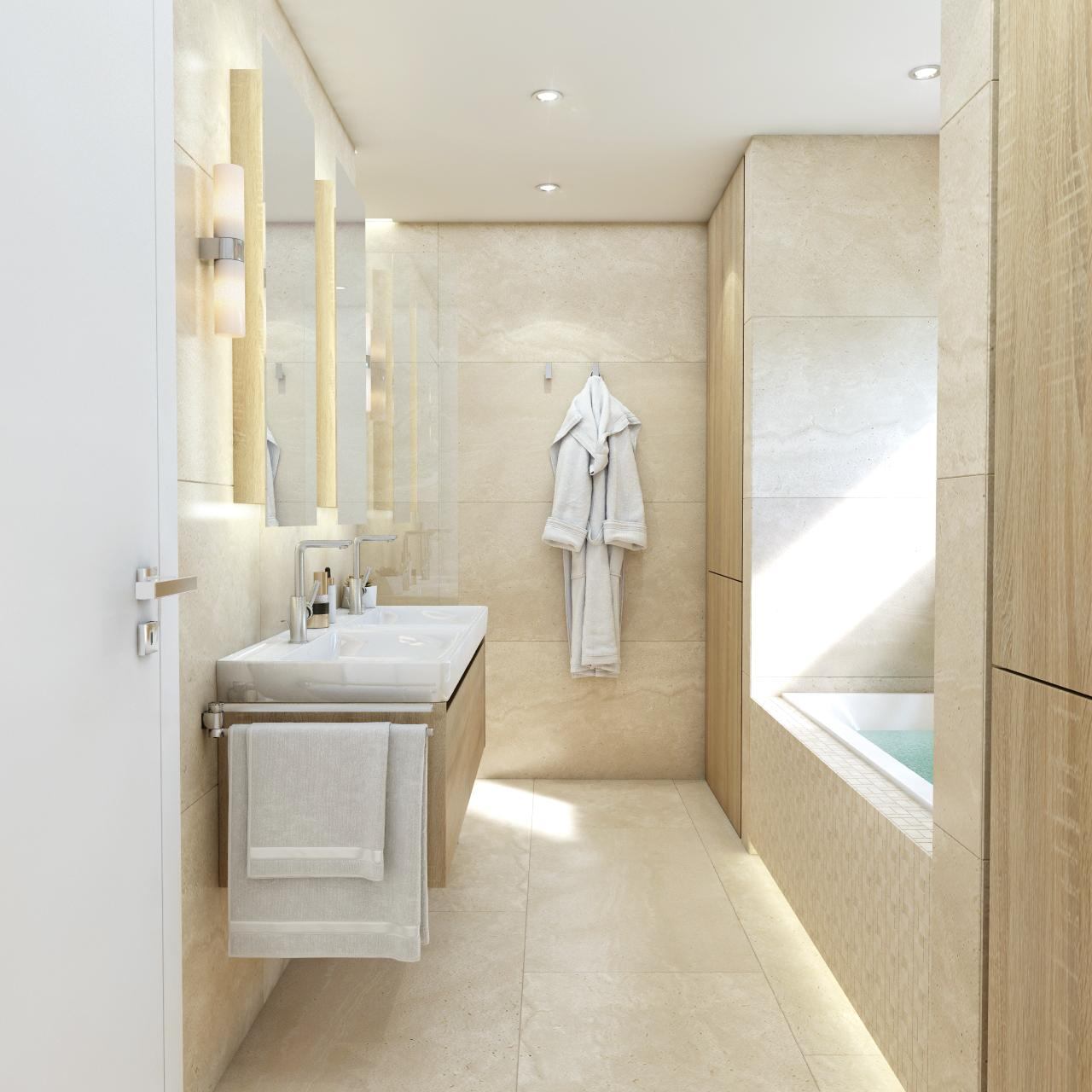Návrhy kúpeľní 2021 - Obrázok č. 23