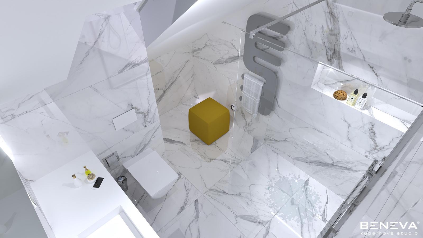 Návrhy kúpeľní 2021 - Obrázok č. 26