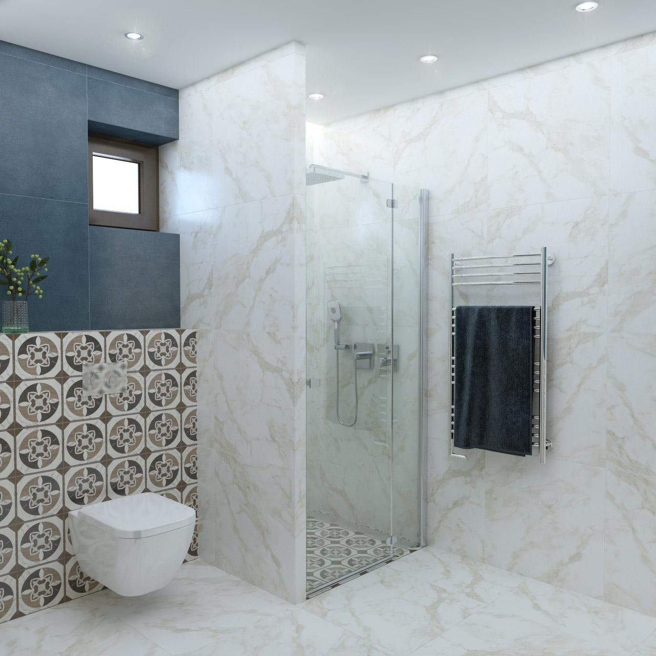 Návrhy kúpeľní 2021 - Obrázok č. 28