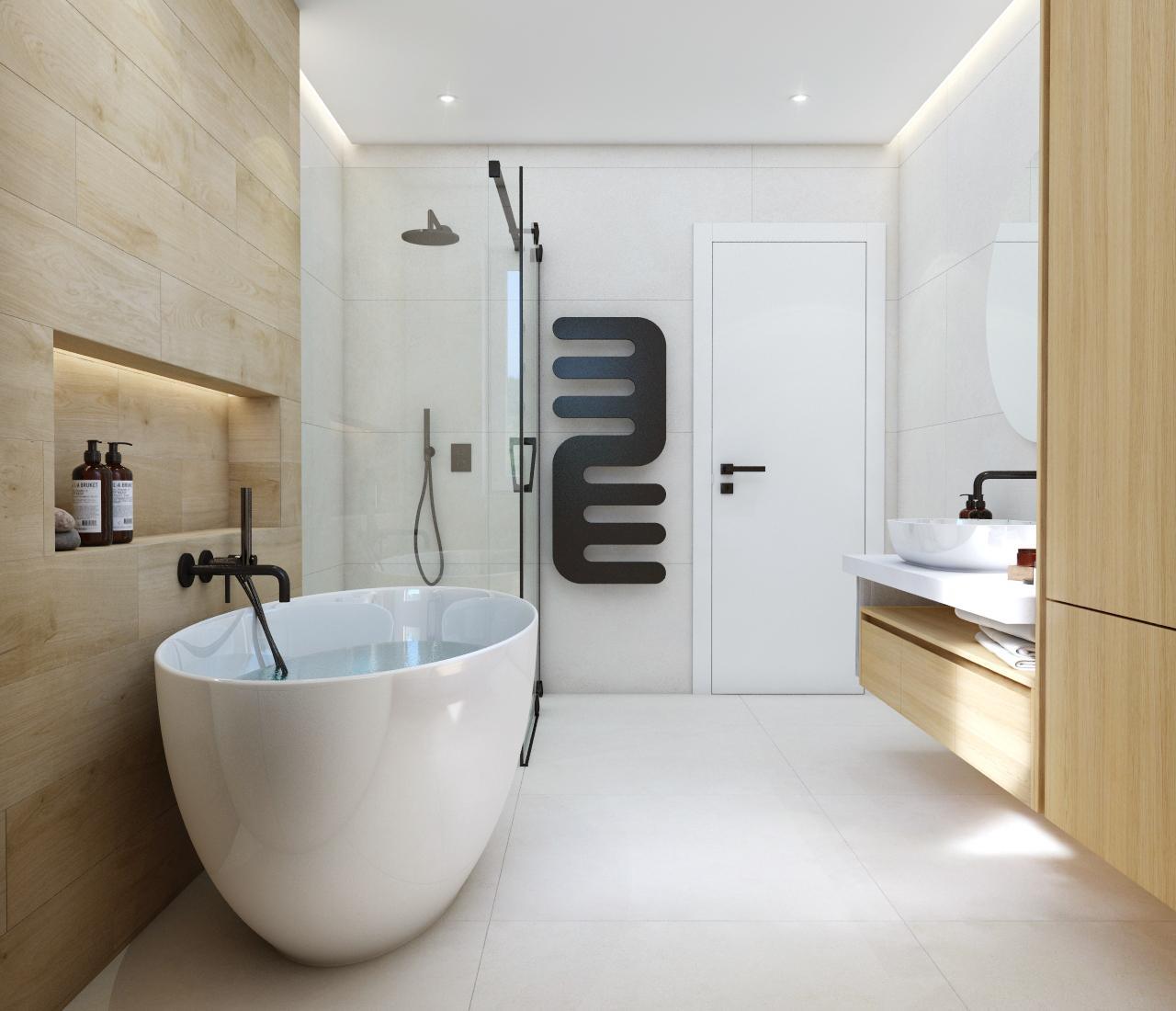 Návrhy kúpeľní 2021 - Obrázok č. 30