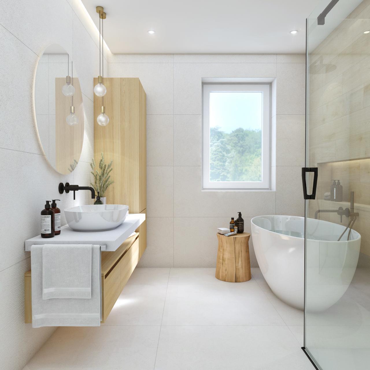 Návrhy kúpeľní 2021 - Obrázok č. 31