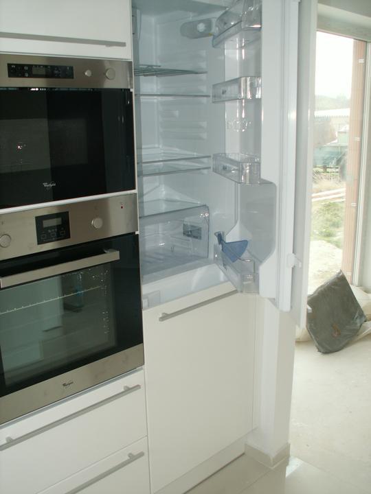 Realizácia - vizualizácia kuchyne DanKuchen - spotrebiče