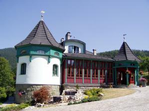Krátká svatební cesta- hotel Zlatý orel Ostravice