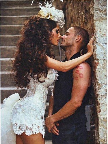 Foto - ženich a nevěsta - Obrázek č. 12
