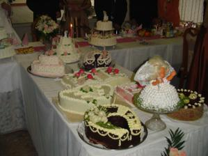 a naše torty
