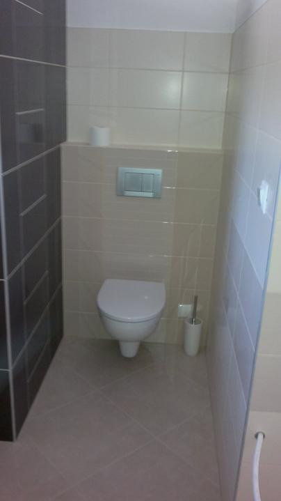 Kupelna - co bude/je objednane definitivne rozhodnutie :-) - WC uz umyte