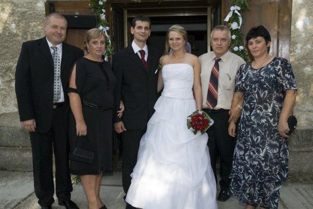 Macka{{_AND_}}Jožko - s krstnymi rodicmi