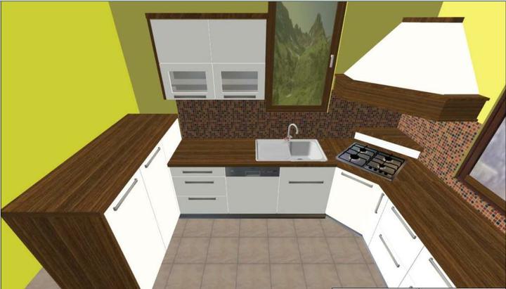 Buduca kuchyna - finalna verzia :-)