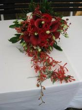 Detail mojí kytky.