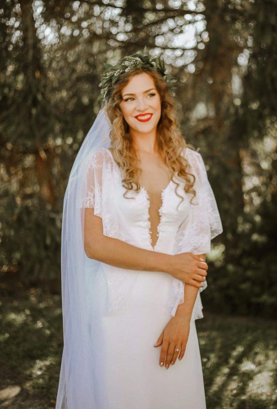 Šitie svadobných šiat na mieru,za ceny,ktoré potešia váš rozpočet. - Obrázok č. 1