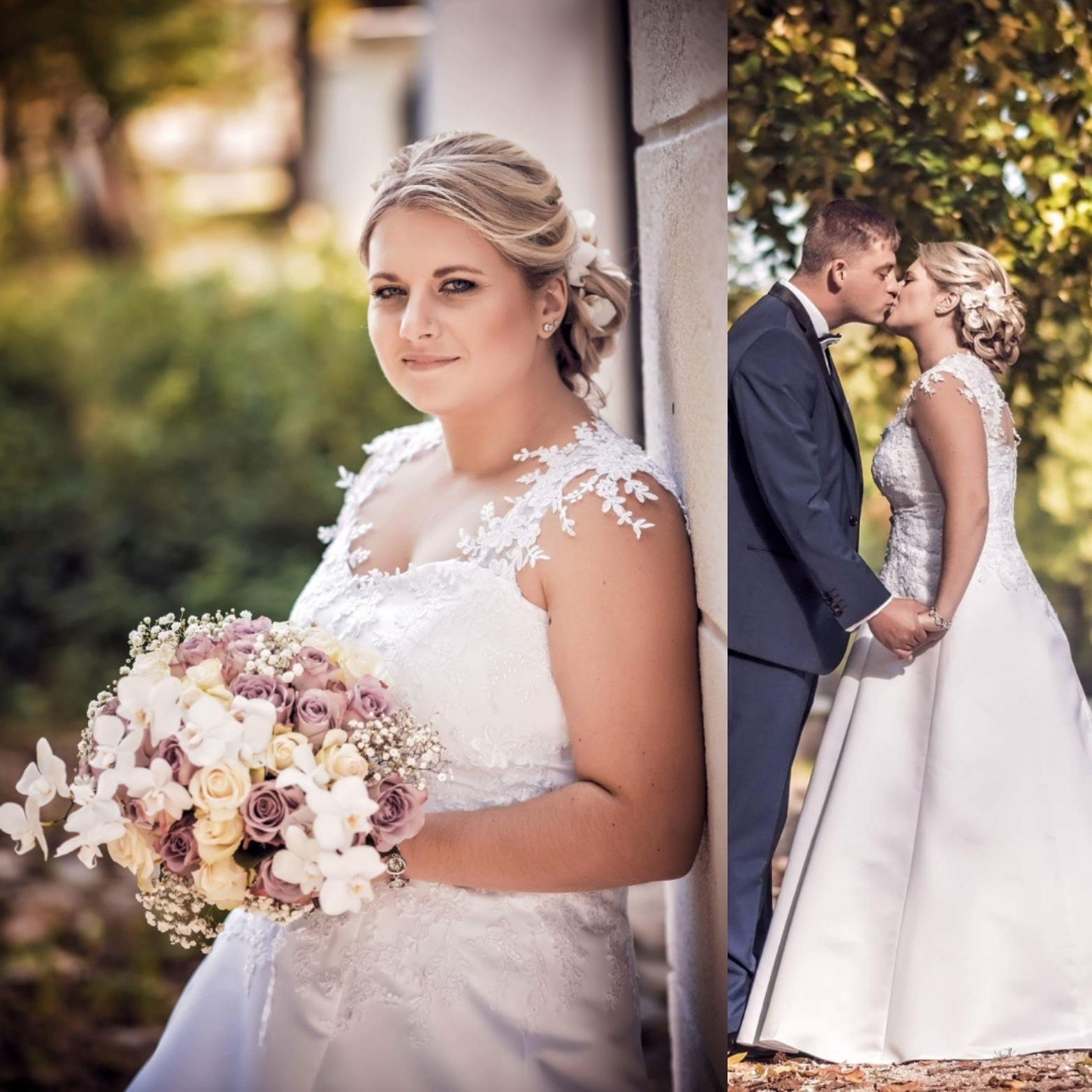 Šitie svadobných šiat na mieru,za ceny,ktoré potešia váš rozpočet. - Obrázok č. 3