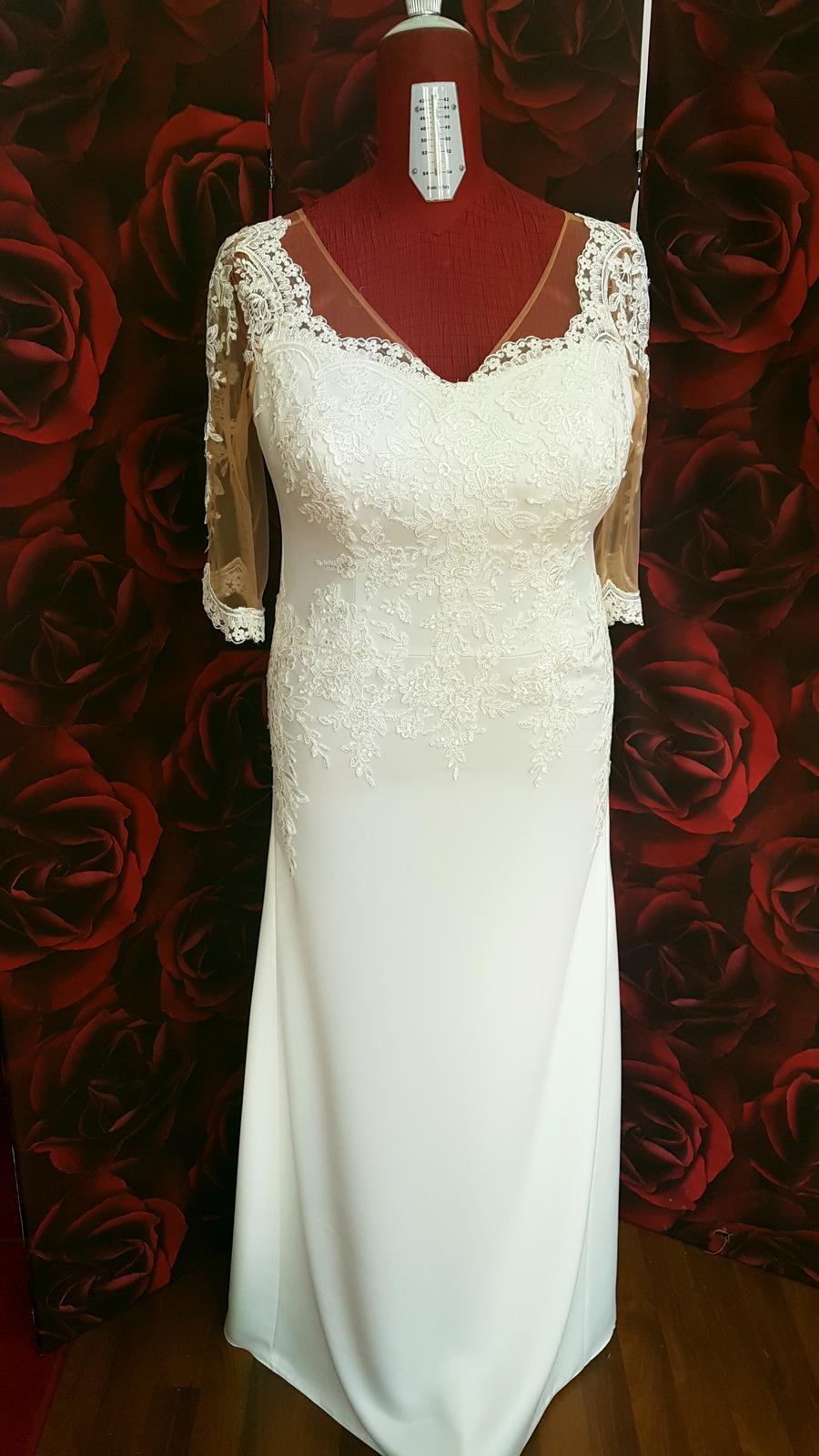 Svadobné šaty na mieru za ceny ktoré potešia - Obrázok č. 1