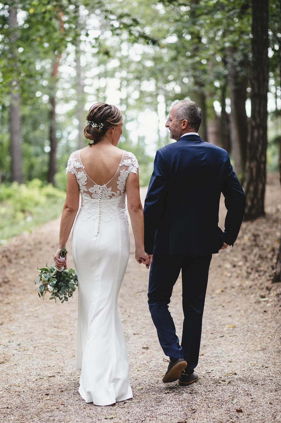 Svadobné šaty ,ktoré nenabúrajú váš rozpočet!! - Obrázok č. 6